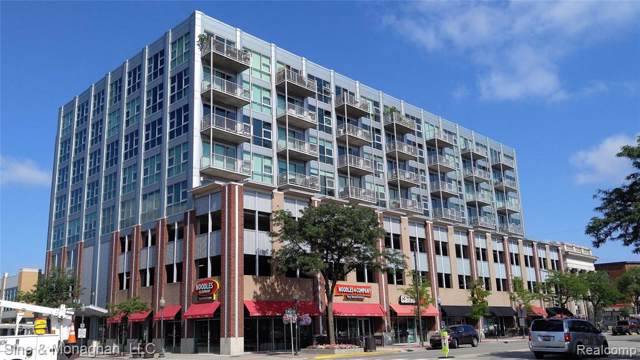 100 W 5TH Street #801, Royal Oak, MI 48067 (#219100559) :: Alan Brown Group