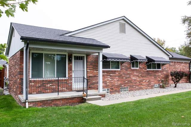 24601 Park Terrace, Harrison Twp, MI 48045 (#219100659) :: The Buckley Jolley Real Estate Team