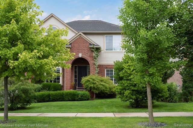 4496 Thornhill Drive, Auburn Hills, MI 48326 (#219100731) :: GK Real Estate Team