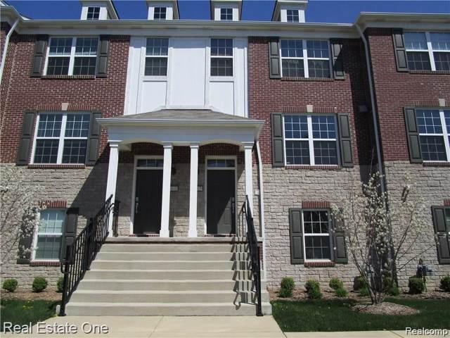 44639 Ellery Lane, Novi, MI 48377 (#219100752) :: The Buckley Jolley Real Estate Team