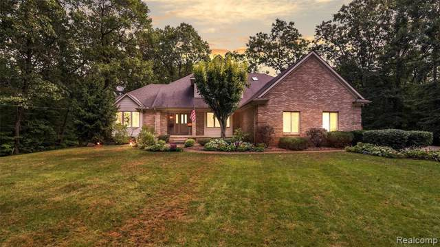 659 Peaceful Court, Brighton Twp, MI 48114 (#219100824) :: The Buckley Jolley Real Estate Team