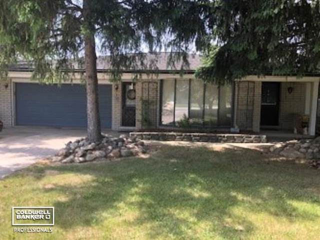 29280 Armada Ridge Road, Richmond Twp, MI 48062 (#58031396133) :: The Alex Nugent Team | Real Estate One