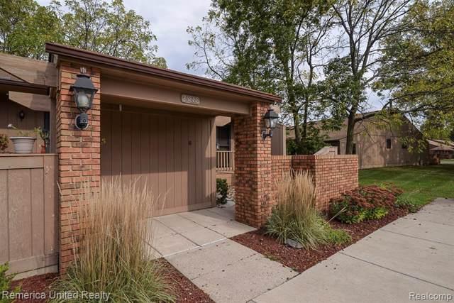 25888 Lexington Drive #6, South Lyon, MI 48178 (#219101017) :: The Buckley Jolley Real Estate Team