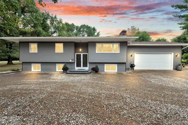 2810 Jewell Road, Marion Twp, MI 48843 (#219101074) :: The Mulvihill Group
