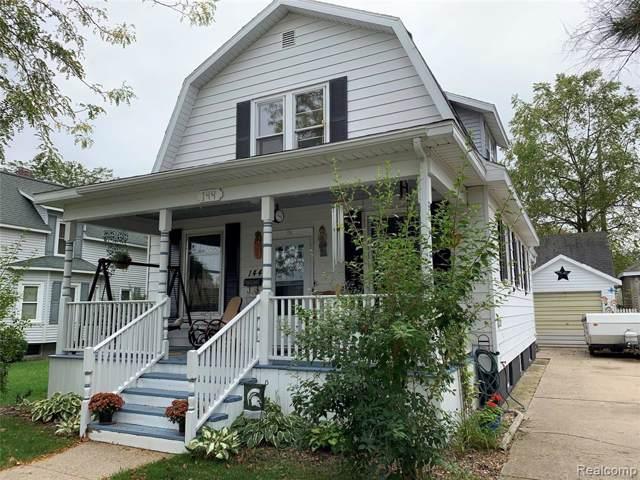 144 W Hopson, Bad Axe, MI 48413 (#219101123) :: The Buckley Jolley Real Estate Team