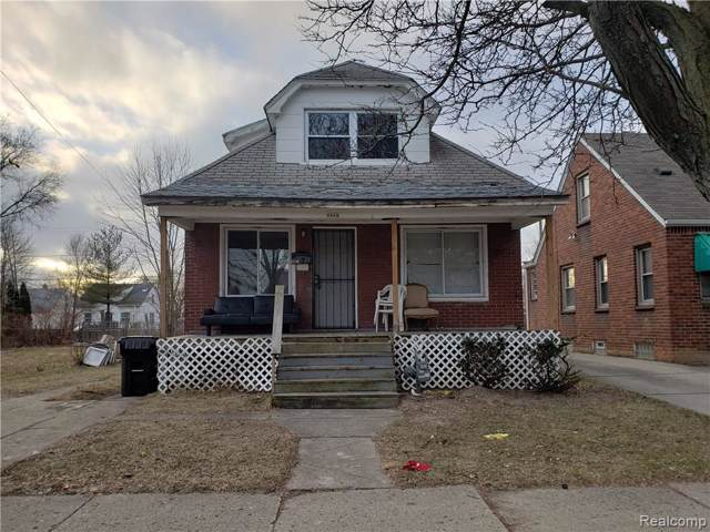 6881 Brace Street, Detroit, MI 48228 (MLS #219101331) :: The Toth Team