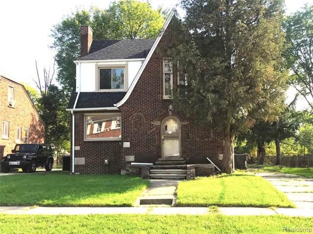 17537 Keeler Street, Detroit, MI 48227 (#219101337) :: The Buckley Jolley Real Estate Team
