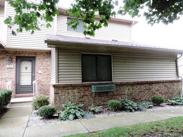 7959 Woodingham #10, West Bloomfield Twp, MI 48322 (#219101375) :: The Buckley Jolley Real Estate Team