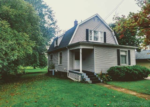 74 Pontiac Street, Oxford, MI 48371 (#58031396301) :: The Alex Nugent Team | Real Estate One