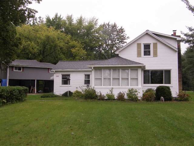 17030 S Sharon Road, Chesaning Twp, MI 48616 (#5031396308) :: The Buckley Jolley Real Estate Team