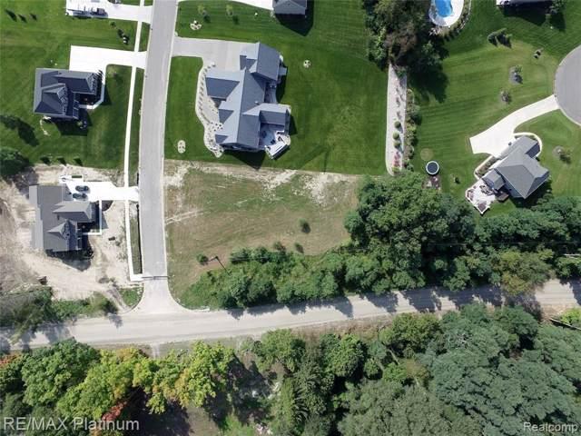 Lot 52 Xanadu, Brighton Twp, MI 48114 (#219101618) :: The Buckley Jolley Real Estate Team