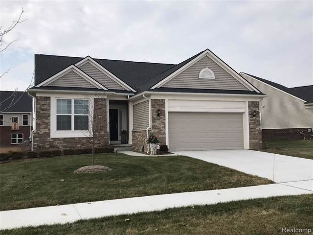 1331 Crossbill, Orion Twp, MI 48360 (#219101652) :: The Mulvihill Group