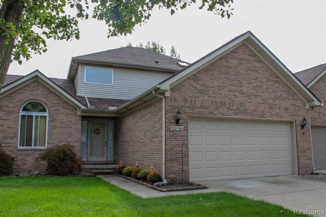 22156 Brehmer Court, Brownstown Twp, MI 48183 (#219101726) :: The Buckley Jolley Real Estate Team