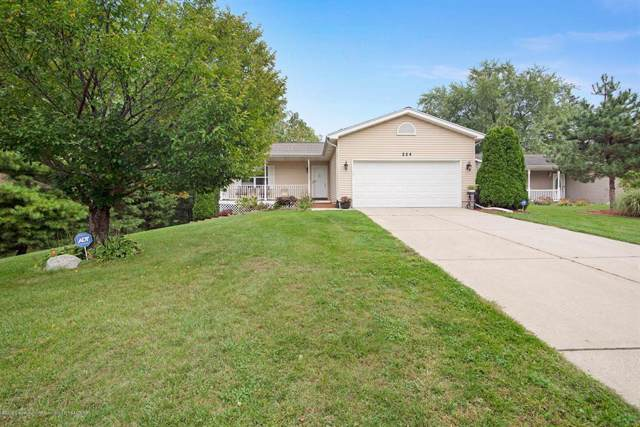 224 N Dibble Boulevard, Delta Twp, MI 48917 (MLS #630000241434) :: The Toth Team