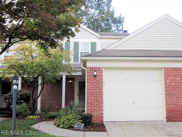 1734 Christopher Drive, Canton Twp, MI 48188 (#219101905) :: The Buckley Jolley Real Estate Team
