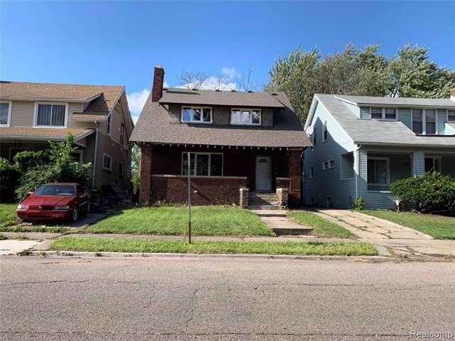 76 Florence Street, Highland Park, MI 48203 (#219101928) :: The Buckley Jolley Real Estate Team