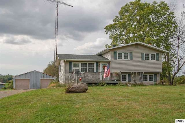 2700 S Lake Wilson Rd, Cambria, MI 49242 (#55201903684) :: The Alex Nugent Team | Real Estate One