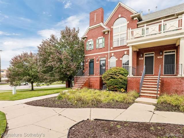 3289 Newbury Place, Troy, MI 48084 (#219101969) :: The Buckley Jolley Real Estate Team