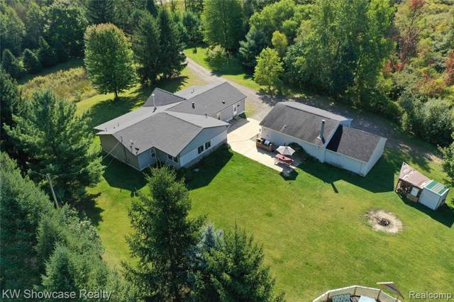 19190 Hickory Ridge Road, Rose Twp, MI 48430 (#219101990) :: The Buckley Jolley Real Estate Team