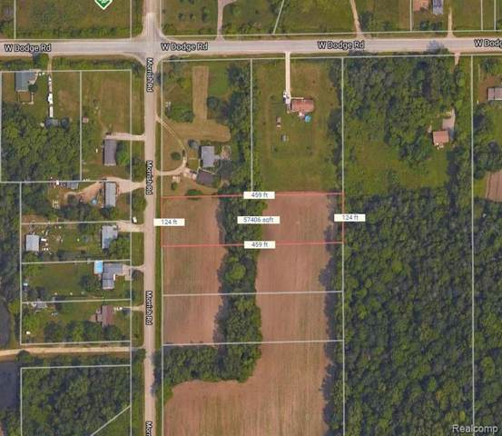 A Morrish Road, Montrose Twp, MI 48457 (MLS #219102024) :: The Toth Team