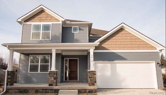 3400 Cone Avenue, Rochester Hills, MI 48309 (#219102219) :: The Buckley Jolley Real Estate Team