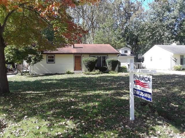 15899 Maxwell Avenue W, Northville Twp, MI 48170 (#219102235) :: The Buckley Jolley Real Estate Team