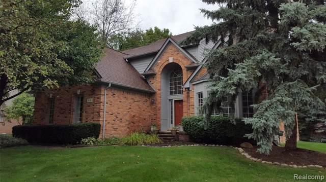3612 Sahalee Dr, Rochester Hills, MI 48309 (#219102261) :: The Buckley Jolley Real Estate Team