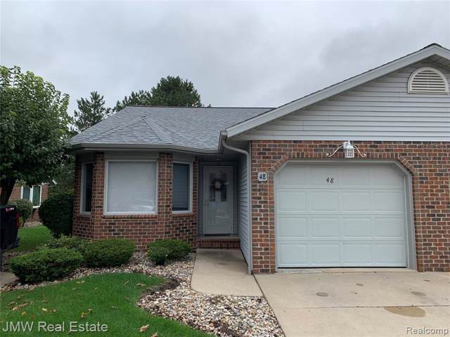 48 Wilshire Drive #48, Frankenmuth, MI 48734 (#219102264) :: The Buckley Jolley Real Estate Team