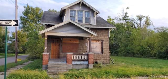 2456 Cody Street, Detroit, MI 48212 (#219102333) :: BestMichiganHouses.com