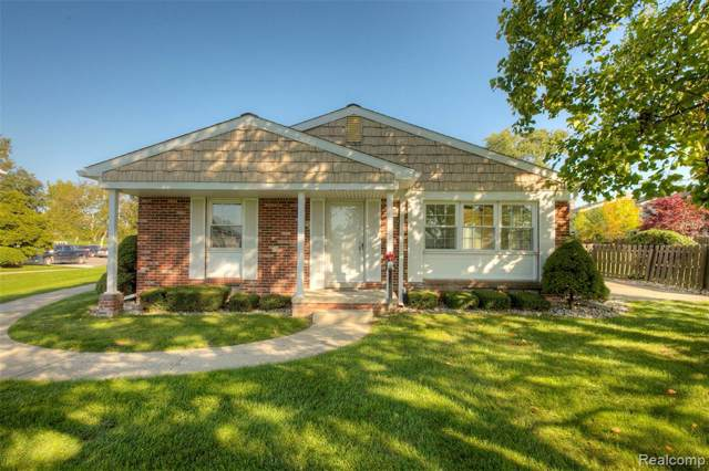 19738 Dearborn Court, Northville Twp, MI 48167 (#219102482) :: The Buckley Jolley Real Estate Team