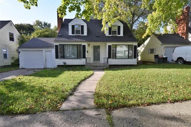 2721 Thomas Street, Flint, MI 48504 (#219102569) :: RE/MAX Nexus