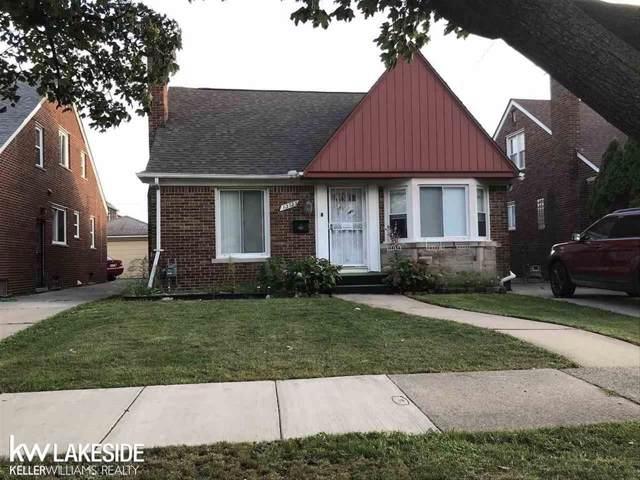 13125 Tireman Ave, Dearborn, MI 48126 (#58031396585) :: The Mulvihill Group