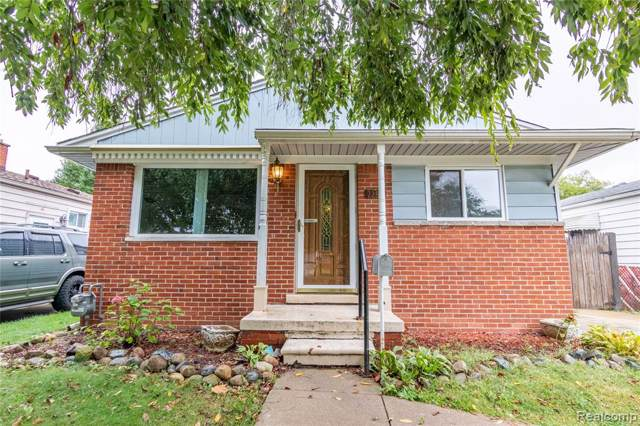 7257 Campbell Street, Taylor, MI 48180 (#219102615) :: The Buckley Jolley Real Estate Team