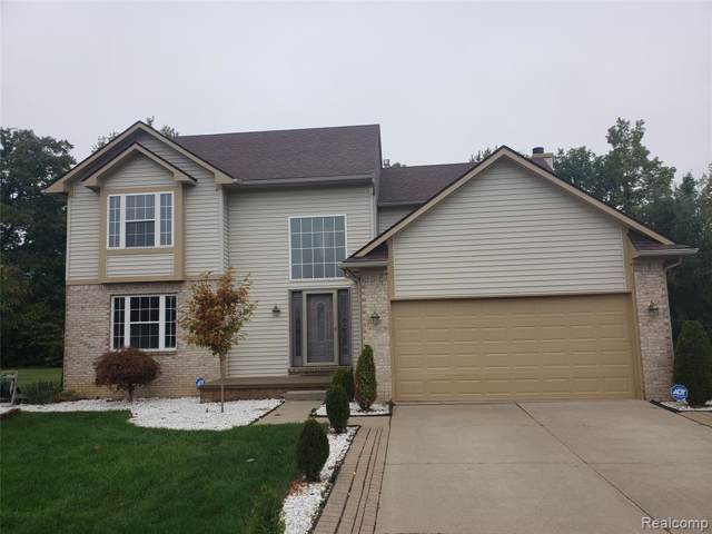 38084 Clydesdale Drive, Romulus, MI 48174 (#219102690) :: The Mulvihill Group
