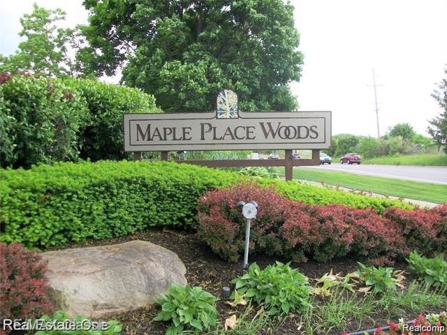 7930 Woodingham, West Bloomfield Twp, MI 48322 (#219102776) :: The Buckley Jolley Real Estate Team