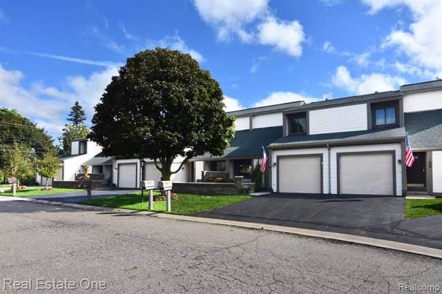 106 Conda Lane, Oxford Vlg, MI 48371 (#219102920) :: The Alex Nugent Team | Real Estate One