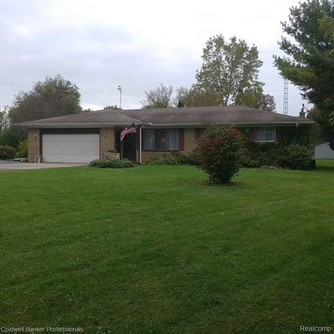 9351 N State Road, Forest Twp, MI 48463 (MLS #219103013) :: The Toth Team