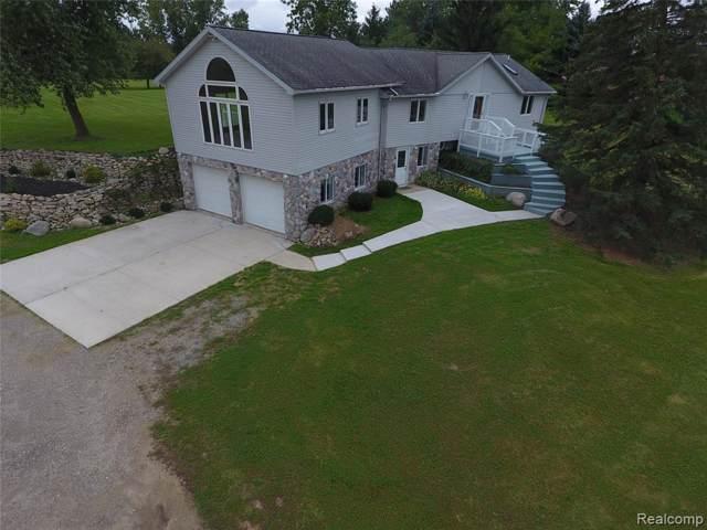 12346 E Lippincott Boulevard, Davison Twp, MI 48423 (#219103037) :: The Buckley Jolley Real Estate Team