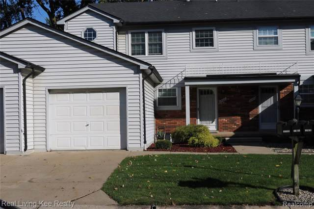 24651 Park Terrace Drive, Harrison Twp, MI 48045 (#219103079) :: The Buckley Jolley Real Estate Team