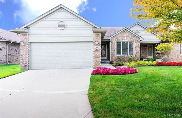 3482 Davidoff Drive, Sterling Heights, MI 48310 (#219103081) :: The Buckley Jolley Real Estate Team