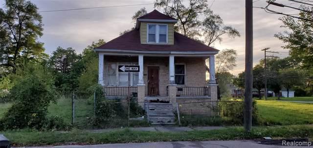 12543 Mackay Street, Detroit, MI 48212 (#219103123) :: BestMichiganHouses.com
