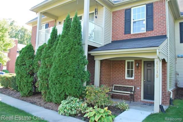 4219 Berkeley Avenue #84, Canton Twp, MI 48188 (#219103257) :: The Buckley Jolley Real Estate Team