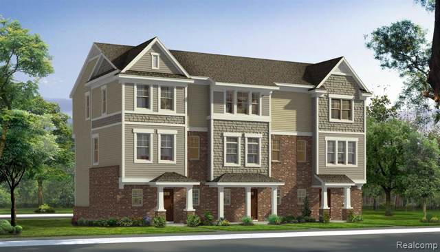 2500 Normandy Rd #67, Royal Oak, MI 48073 (#219103315) :: The Buckley Jolley Real Estate Team