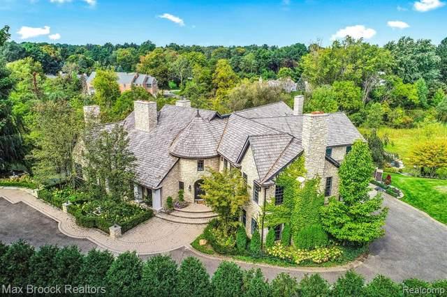 289 Barden Road, Bloomfield Hills, MI 48304 (#219103354) :: The Buckley Jolley Real Estate Team