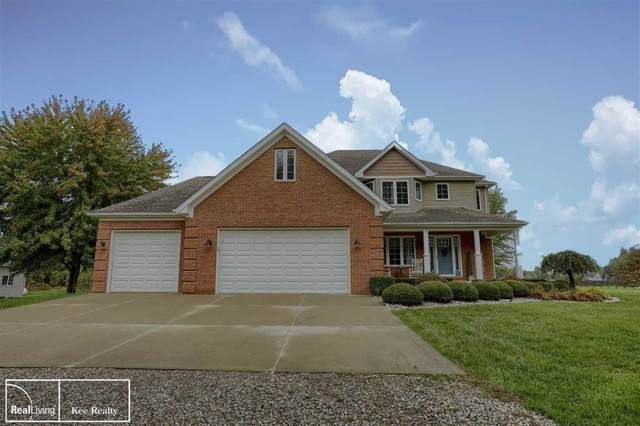 8765 Hough, Almont Twp, MI 48003 (MLS #58031396821) :: The John Wentworth Group