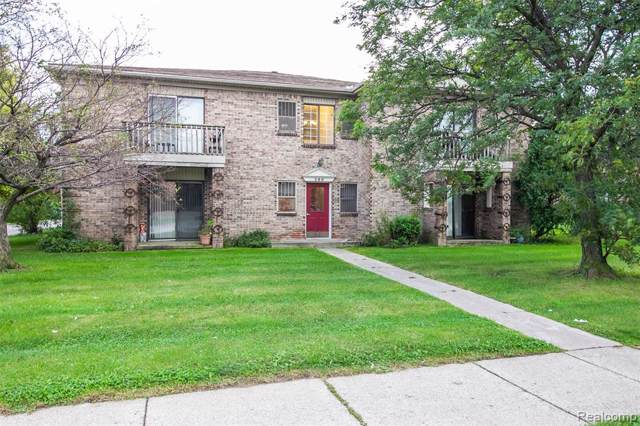 284 E 13 MILE Road E #10, Madison Heights, MI 48071 (#219103422) :: The Buckley Jolley Real Estate Team