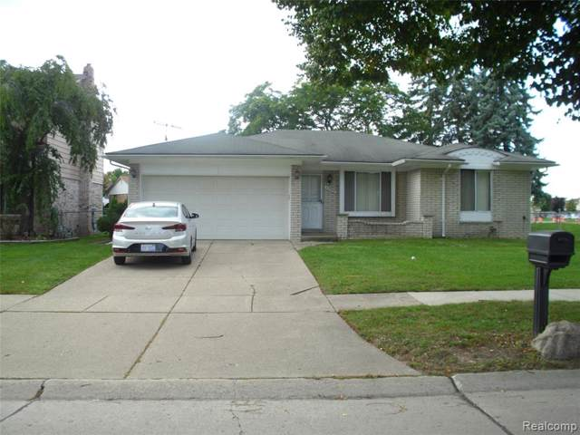 42953 Freeport Drive, Sterling Heights, MI 48313 (#219103447) :: The Mulvihill Group