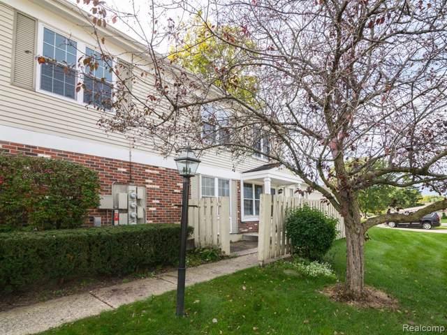 22834 Renford Street, Novi, MI 48375 (#219103618) :: The Buckley Jolley Real Estate Team
