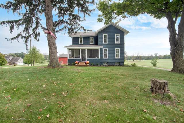11609 Pope Church Road, Springport Vlg, MI 49284 (MLS #630000241597) :: The Toth Team