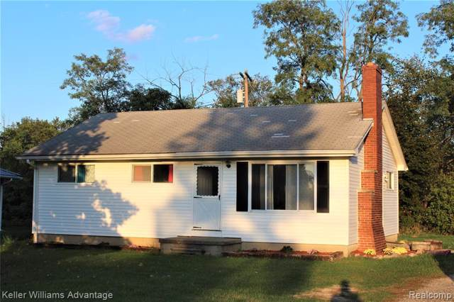 1331 Peppermill Road, Lapeer Twp, MI 48446 (#219103802) :: The Mulvihill Group
